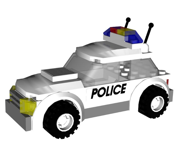 Pics Photos  City Police Car Lego City Police Car Car 4436 From